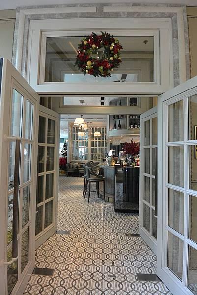 香港中環.石板街酒店:GRADINI意大利餐廳+酒吧.JPG