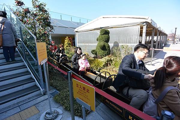 日本福岡市JR博多シティ:つばめの杜ひろば (43).JPG