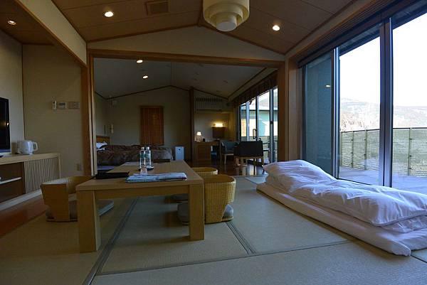 日本大分県由布市ゆふいん花由ゆめの里エリア:山水壱 (6).JPG