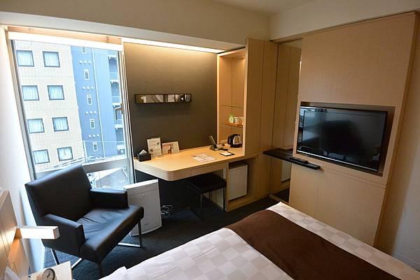 日本福岡県福岡市博多 東急REIホテル:スーペリアツイン (5).JPG