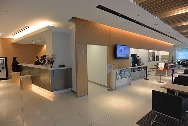 日本福岡県福岡市博多 東急REIホテル:フロント+ラウンジ (3).JPG
