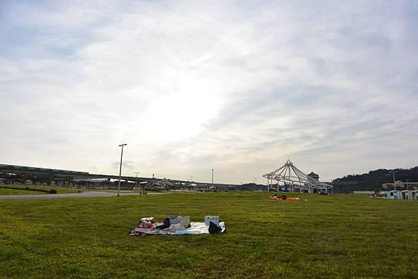 亞亞的野餐約會《大佳河濱公園》 (1).JPG
