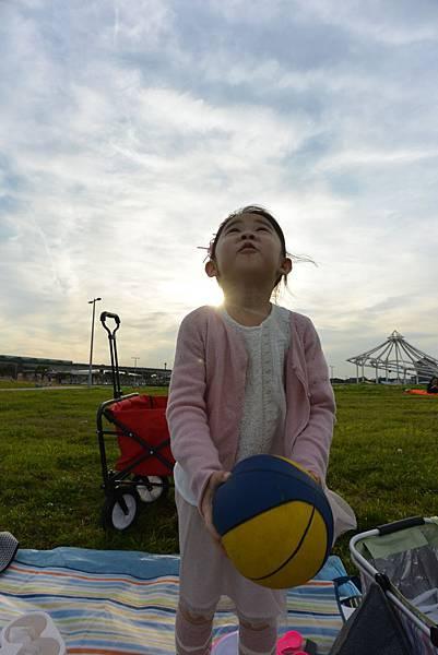 亞亞的野餐約會《大佳河濱公園》 (7).JPG