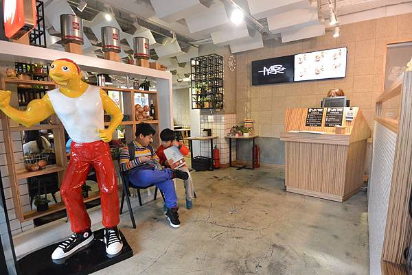 台北市Mr. Tkk Cafe (22).JPG