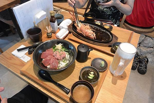 日本沖縄県糸満漁民食堂 (37).JPG