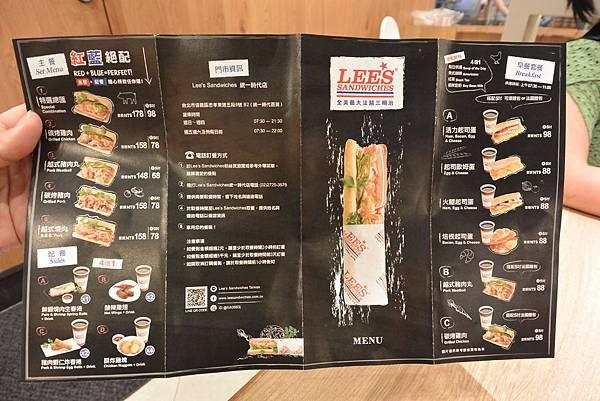 台北市LEE%5CS SANDWICHES統一時代店 (4).JPG