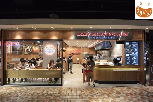 台北市LEE%5CS SANDWICHES統一時代店 (1).JPG