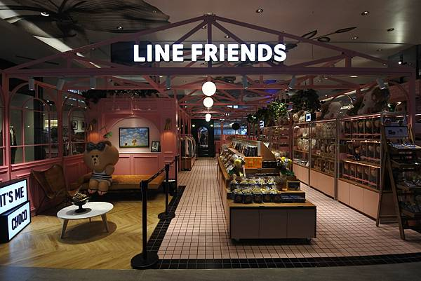 台北市LINE FRIENDS CAFE %26; STORE (2).JPG