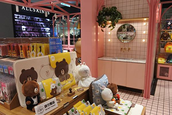 台北市LINE FRIENDS CAFE %26; STORE (10).JPG