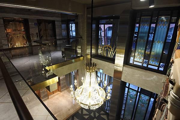 台中市BLUESKY HOTEL 藍天飯店:大廳 (19).JPG