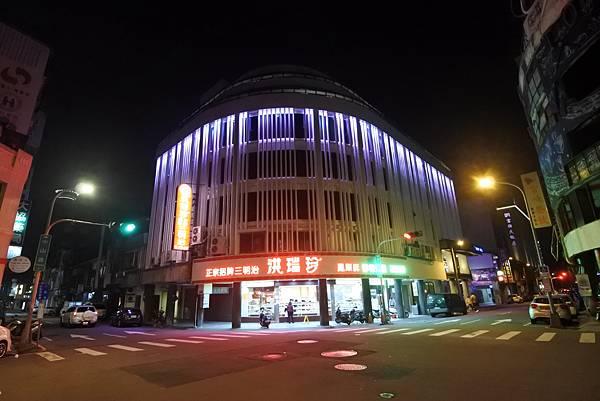 台中市BLUESKY HOTEL 藍天飯店:外觀 (5).JPG