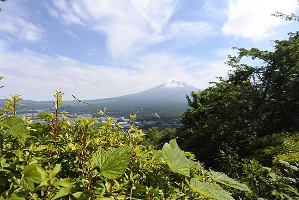 日本山梨県河口湖天上山公園 カチカチ山ロープウェイ (4).JPG