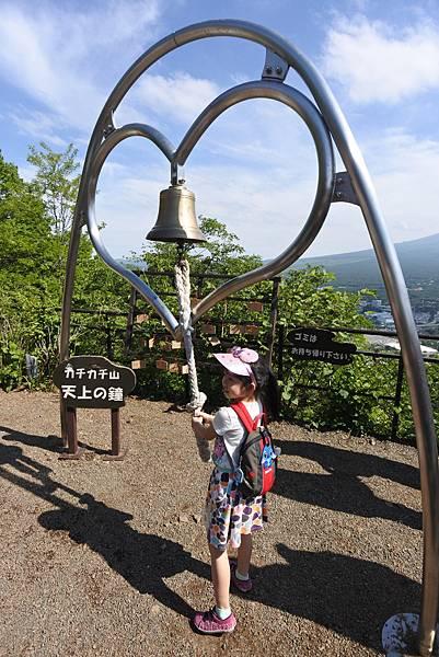 日本山梨県河口湖天上山公園 カチカチ山ロープウェイ (10).JPG
