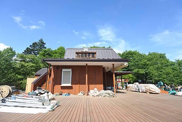 日本山梨県河口湖天上山公園 カチカチ山ロープウェイ (16).JPG