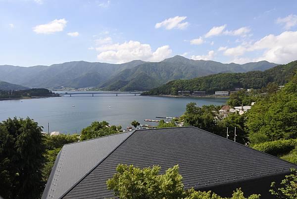 日本山梨県河口湖天上山公園 カチカチ山ロープウェイ (32).JPG