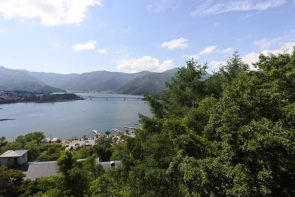 日本山梨県河口湖天上山公園 カチカチ山ロープウェイ (35).JPG