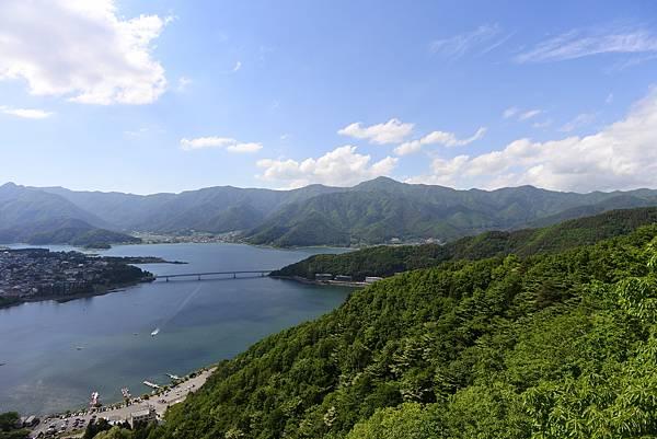 日本山梨県河口湖天上山公園 カチカチ山ロープウェイ (41).JPG