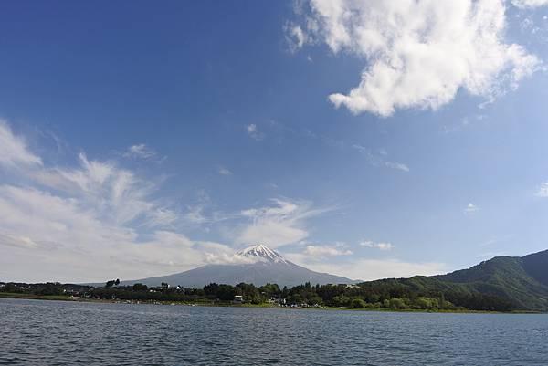 日本山梨県河口湖モーターボート (12).JPG