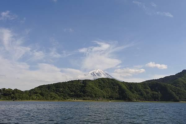 日本山梨県河口湖モーターボート (15).JPG