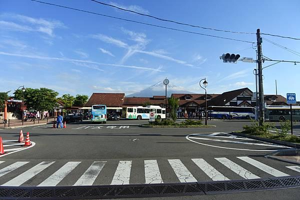 日本山梨県河口湖駅 (5).JPG