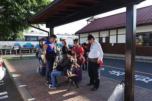 日本山梨県河口湖駅 (3).JPG