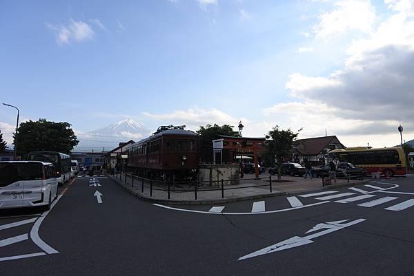 日本山梨県河口湖駅 (6).JPG