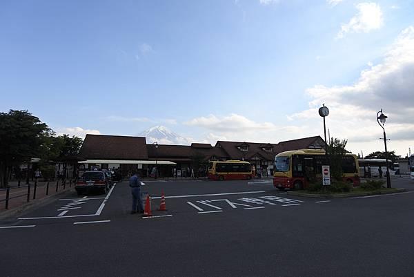 日本山梨県河口湖駅 (8).JPG
