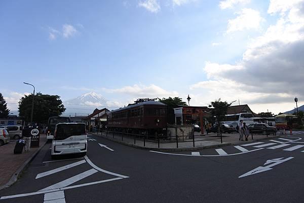 日本山梨県河口湖駅 (7).JPG