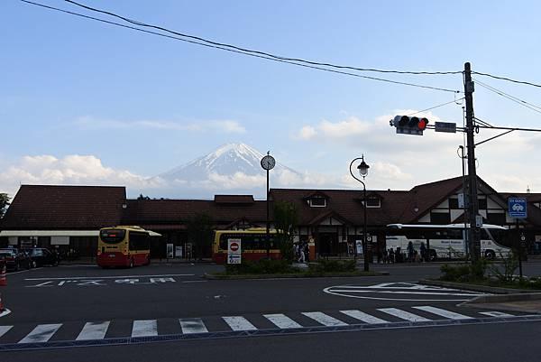 日本山梨県河口湖駅 (10).JPG