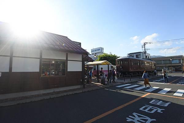 日本山梨県河口湖駅 (11).JPG