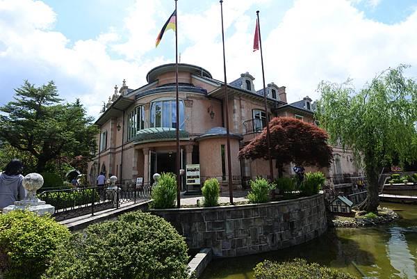 日本山梨県河口湖オルゴールの森美術館 (2).JPG