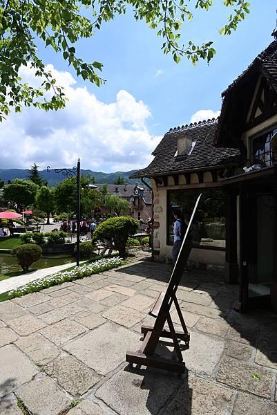 日本山梨県河口湖オルゴールの森美術館 (31).JPG