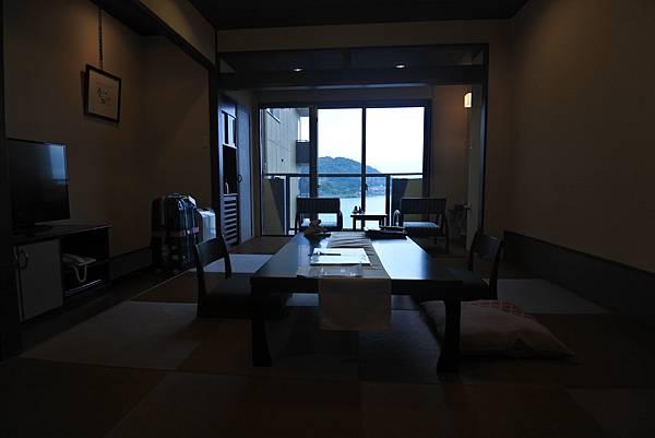 日本山梨県湖楽おんやど富士吟景:別亭「凛」和室 (8).JPG