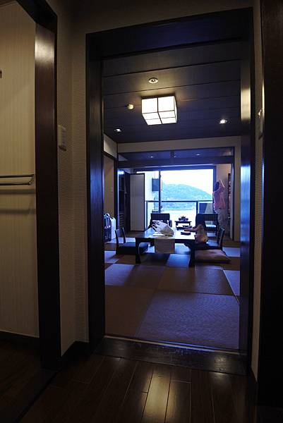 日本山梨県湖楽おんやど富士吟景:別亭「凛」和室 (27).JPG