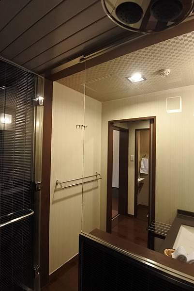 日本山梨県湖楽おんやど富士吟景:別亭「凛」和室 (25).JPG