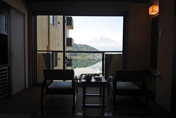 日本山梨県湖楽おんやど富士吟景:別亭「凛」和室 (47).JPG