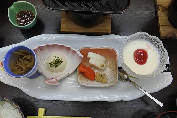 日本山梨県湖楽おんやど富士吟景:レストラン「麗峰」 (9).JPG
