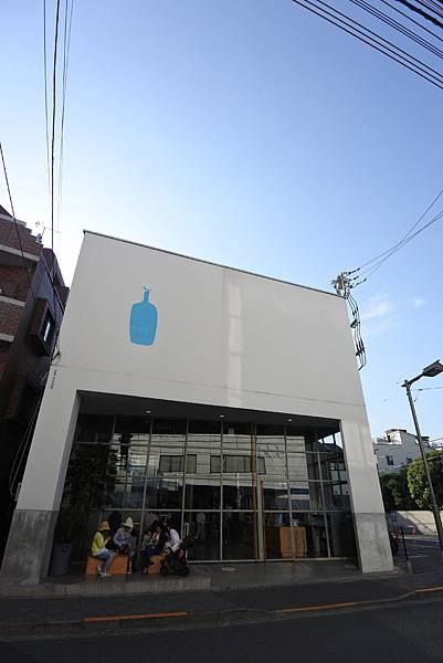 日本東京都BLUE BOTTLE COFFEE清澄白河ロースタリー&カフェ (4).JPG