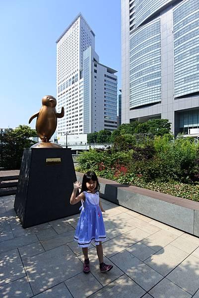 日本東京都Suicaのペンギン広場 (1).JPG