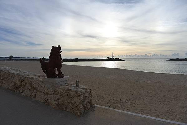 日本沖縄県シェラトン沖縄サンマリーナリゾート:サンマリーナビーチ (3).JPG