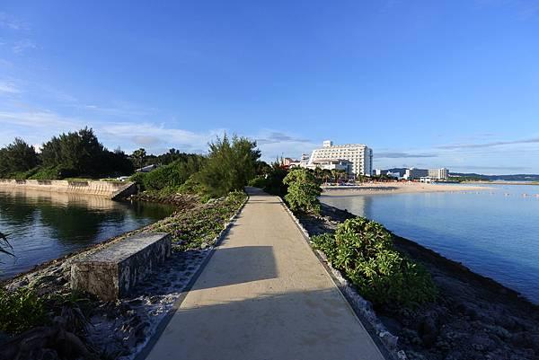 日本沖縄県シェラトン沖縄サンマリーナリゾート:サンマリーナビーチ (52).JPG