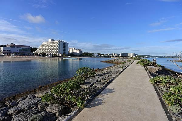 日本沖縄県シェラトン沖縄サンマリーナリゾート:サンマリーナビーチ (76).JPG