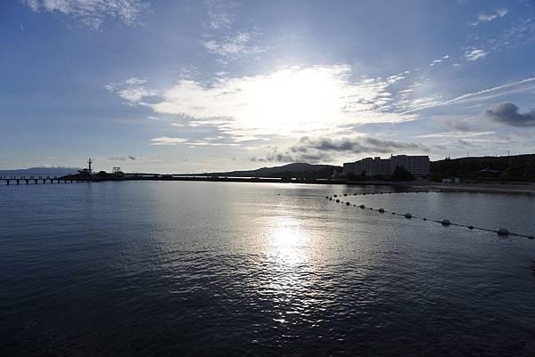 日本沖縄県シェラトン沖縄サンマリーナリゾート:サンマリーナビーチ (85).JPG