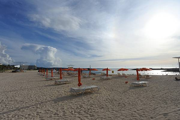 日本沖縄県シェラトン沖縄サンマリーナリゾート:サンマリーナビーチ (105).JPG