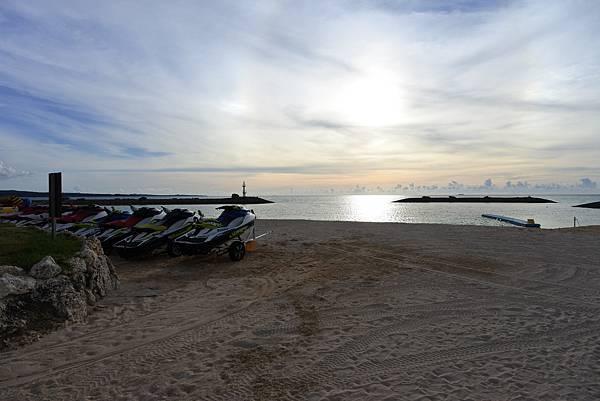日本沖縄県シェラトン沖縄サンマリーナリゾート:サンマリーナビーチ (111).JPG