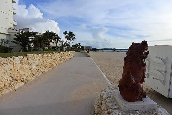 日本沖縄県シェラトン沖縄サンマリーナリゾート:サンマリーナビーチ (113).JPG