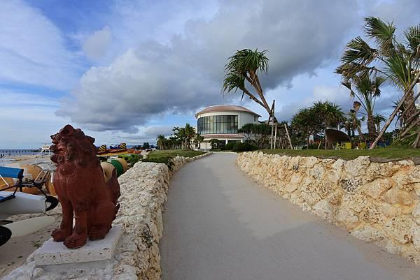 日本沖縄県シェラトン沖縄サンマリーナリゾート:サンマリーナビーチ (114).JPG