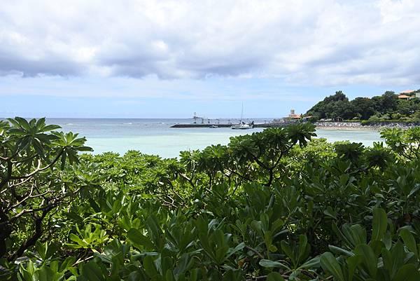 日本沖縄県ブセナ海中公園:ガラス底ボート (17).JPG