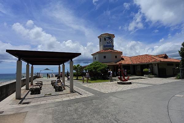 日本沖縄県ブセナ海中公園:海中展望塔 (5).JPG