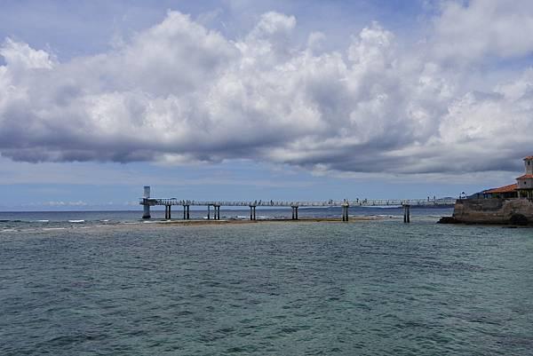 日本沖縄県ブセナ海中公園:海中展望塔 (3).JPG